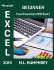 Excel 2019 Beginner Cover Image
