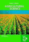 Study and Master Agricultural Science Grade 11 and 12 Cover Image