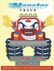 Monster Truck coloring Book For Age 2: Activity books for preschooler -Monster Truck coloring book for Boys, Girls, Fun, ... Monster Truck coloring bo Cover Image