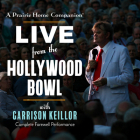 A Prairie Home Companion: Live from the Hollywood Bowl Cover Image
