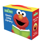 Elmo's Little Library (Sesame Street): Elmo's Mother Goose; Elmo's Tricky Tongue Twisters; Elmo Says; Elmo's ABC Book Cover Image