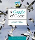 A Gaggle of Geese: Animal Groups on Lakes & Rivers (Sandcastle Animal Groups) Cover Image