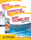 Technology Inspired by Nature (Paperback Set of 6) Cover Image