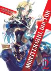 Monster Girl Doctor (Light Novel) Vol. 2 Cover Image