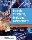 Discrete Structures, Logic, and Computability Cover Image