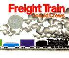 Freight Train Big Book Cover Image