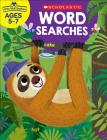 Little Skill Seekers: Word Searches Workbook Cover Image