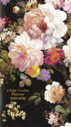 2022-23 Midnight Floral 2-Year Pocket Planner (24-Month Calendar) Cover Image