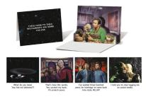 Star Trek Pop-Up Notecards: 10 Notecards and Envelopes Cover Image