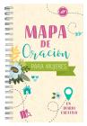 Mapa de oración para mujeres: Un diario creativo Cover Image
