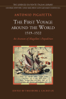 The First Voyage Around the World (1519-1522): An Account of Magellan's Expedition (Lorenzo Da Ponte Italian Library) Cover Image