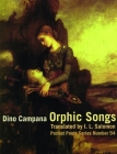 Orphic Songs (City Lights Pocket Poets) Cover Image