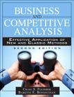 Business and Competitive Analysis: Effective Application of New and Classic Methods Cover Image