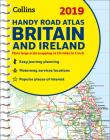 2019 Collins Handy Road Atlas Britain and Ireland Cover Image