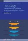 Lens Design: Automatic and quasi-autonomous computational methods and techniques Cover Image