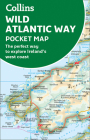 Wild Atlantic Way Pocket Map: The perfect way to explore Ireland's west coast Cover Image