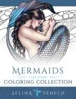 Mermaids - Calm Ocean Coloring Collection Cover Image