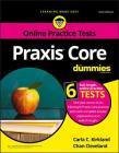 Praxis Core for Dummies with Online Practice Tests Cover Image