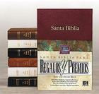 LBLA Biblia para Regalos y Premios, negro imitación piel Cover Image