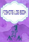Fishing Log Book April: Finder Fishing Logbook All In One Learn 110 Pages Size 7x10 Inches Cover Matte - Lovers - Weather # Etc Fast Prints. Cover Image
