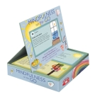 Mindfulness on the Go: Includes 52 cards and a 64-page illustrated book, all in a flip-top box with an easel to display your mindfulness cards Cover Image