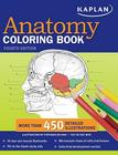 Kaplan Anatomy Coloring Book [With 96 Tear-Out Muscle Flashcards] Cover Image
