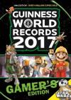 Guinness World Records 2017 Gamer's Edition Cover Image