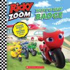 Ricky's New Badge (Ricky Zoom) Cover Image