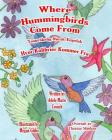 Where Hummingbirds Come From Bilingual Norwegian English Cover Image