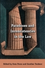 Paradoxes and Inconsistencies in the Law Cover Image