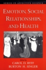 Emotion, Social Relationships, and Health Cover Image