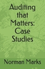Auditing that Matters: Case Studies Cover Image