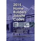 2015 Home Builders' Jobsite Codes Cover Image
