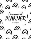 Weekly Financial Planner (8x10 Softcover Log Book / Tracker / Planner) Cover Image
