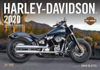 Harley-Davidson 2020: 16-Month Calendar September 2019 Through December 2020 Cover Image