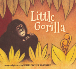 Little Gorilla (padded board book) Cover Image