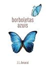 Borboletas azuis Cover Image