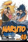 Naruto, Vol. 40 Cover Image