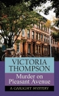 Murder on Pleasant Avenue: A Gaslight Mystery Cover Image