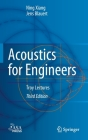 Acoustics for Engineers: Troy Lectures Cover Image