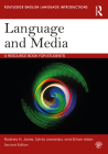 Language and Media: A Resource Book for Students (Routledge English Language Introductions) Cover Image