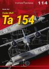 Focke-Wulf Ta 154 (Topdrawings) Cover Image