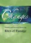 Changes: Prayers and Services Honoring Rites of Passage Cover Image