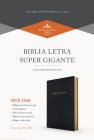RVR 1960 Biblia letra súper gigante, negro imitación piel Cover Image