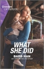 What She Did Cover Image