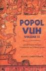 Popol Vuh: Literal Poetic Version Translation and Transcription Cover Image