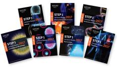 USMLE Step 1 Lecture Notes 2017: 7-Book Set Cover Image