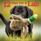 12 Uses for a Lab 2022 Wall Calendar (Labrador Retriever Dog Breed) Cover Image