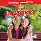 I Say I'm Sorry Cover Image