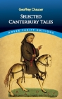 Selected Canterbury Tales (Dover Thrift Editions) Cover Image